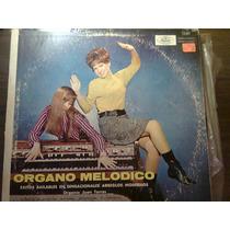 Disco Acetato De Organo Melodico Exitos Bailables Juan Torre