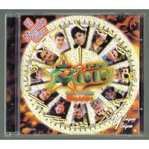 Banda Maguey El Mundo Gira Cd 1a Ed 1997 Fdp