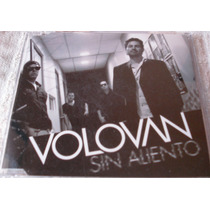 Volovan - Sin Aliento Single Promo
