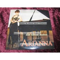 Arianna Las Eternas De Jose Alfredo Cd Original De Coleccion