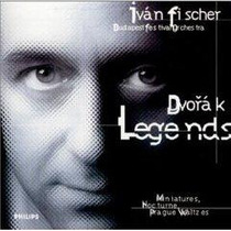 Antonin Dvorak Legends Ivan Fischer Cd Europeo Envio Gratis