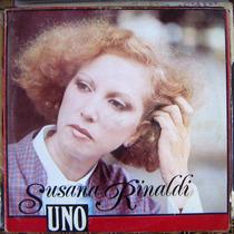 Tango, Susana Rinaldi ( Uno ), Lp 12´, Css