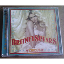 Britney Spears Circus Cd/dvd C/ Booklet Y Poster Cd 2008 Idd