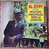 Brasil, Al Zeppy, Melodias Inmortales Para La Juventud, Lp