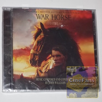 :: War Horse :: Cd Soundtrack John Williams Caballo D Guerra