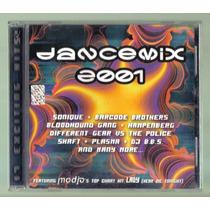 Dancemix 2001 Cd Nacional Unica Ed 2000 En Exc Condic