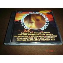 Los Panchos, Los Dandys, - Cd Album - Los Mejores Trios Lqe