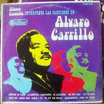 Bolero, Alvaro Carrillo,seguire Mi Viaje, Lp 12´, Hwo.