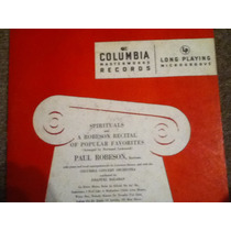 Disco Acetato De: Columbia Records
