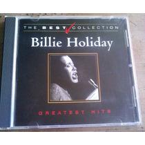 Billie Holiday Greatest Hits Cd Nacional Unica Edicion 2001