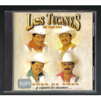Los Tucanes De Tijuana Mundo De Amor Cd 1a Ed 1995 Sp0