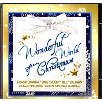 Canciones De Navidad Cd De Varios:wonderfull World Of .....