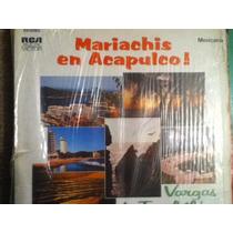 Disco Acetato De: Mariachis En Acapulco