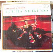 Bolero, Lucha Moreno, Rancheras De Siempre, Lp 12´, Bfn.