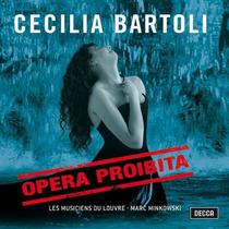 Cecilia Bartoli - Opera Proibita Cd Clasica Sp0 Barroco Aria