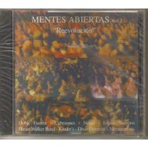 Mentes Abiertas - Reevolucion ( Compilado Argentino) Cd Rock