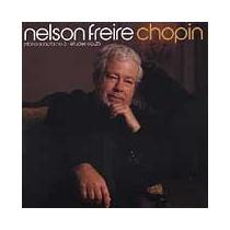 Piano Nelson Freire Chopin Estudios Sonata Cd Argerich Lbf