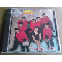 Grupo Fragancia Cumbia Mia Cd 1a Ed 1998 Nuevo,sellado Maa