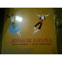 Disco Acetato De: Jotas De España