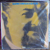 Tango, Susana Rinaldi: A Homero, Lp 12´, Css