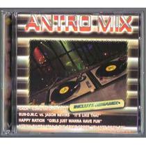 Antro Mix 1 Cd Doble Original Unica Edicion 1998 Hwo