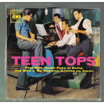 Teen Tops Y Enrique Guzman 4 Exitos Rock Disco Ep 7 A 45 Bfn