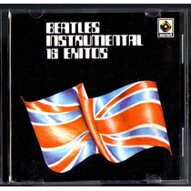 Beatles Instrumental 16 Exitos Cd Rarisimo Ed 1991 Musart