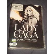 Lady Gaga Dvd Monster Ball Tour Nuebo