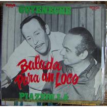 Tango, Astor Piazzolla Y Goyeneche (balada Para Un Loco),css