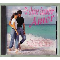 Te Quiero Enamorar Amor Cd Unica Ed 1996 Hwo