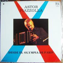 Tango, Astor Piazzolla (desde Olympia De Paris), Lp 12´, Css