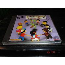 Banda Magica,lalo Y Lagrimita-cd-mundo Magico Infant Daa