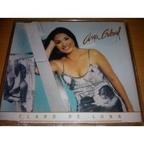 Ana Gabriel Claro De Luna Cd Promo Muy Raro