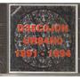 Descojon Urbano - 1991-1994 ( Cybercore Español ) Cd Rock
