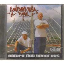 Controversia Funk - Rompiendo B...( Hip Hop Rap Mexicano) Cd