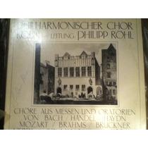 Disco Acetato De: Philharmonischer Chor Kol 2 Discos