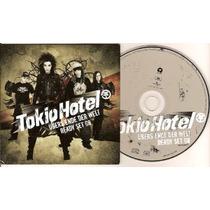 Tokio Hotel Cd Single Über Ende Der Welt Ed.francia 3 Track