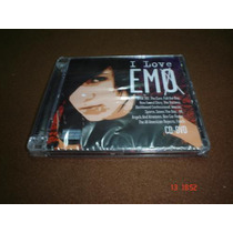The Cure, The Rasmus, Blink 182 -cd + Dvd -i Love Emo * Dmh