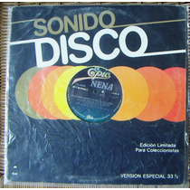 Musica Disco, Nena, 99 Globos, Maxi 12´ Css