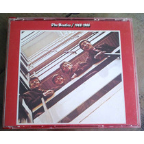 The Beatles 1962 - 1966 Cd Doble Holandes Bvf
