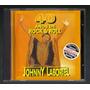 Johnny Laboriel 40 Años De Rock And Roll Cd Orfeon 1997 Sp0