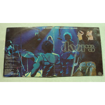 The Doors Absolutamente En Vivo Album Doble Semi Nuevo Mex