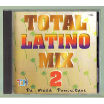 Total Latino Mix Vol 2 Cd Unica Ed 1996 Discos Musart Hwo