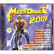 Megadance 2001 Cd Doble. Unica Ed 2000 Bvf En Muy B Condic.