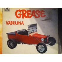Disco Acetato De: Vaselina