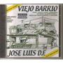 Jose Luis D.f. - Homenaje ( Banda Mexicana ) Cd Rock Urbano