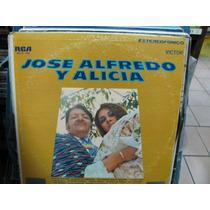 Jose Alfredo Jimenez Alicia Juarez Lp
