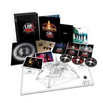 U2 Live At The Rose Bowl Edición De Lujo Bluray Libro Dvd