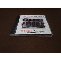 Grupo Erandi De Paracho - Cd Album - Michoacan Hwo
