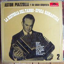 Tango, Astor Piazzolla ( La Historia Del Tango), Lp 12´, Css